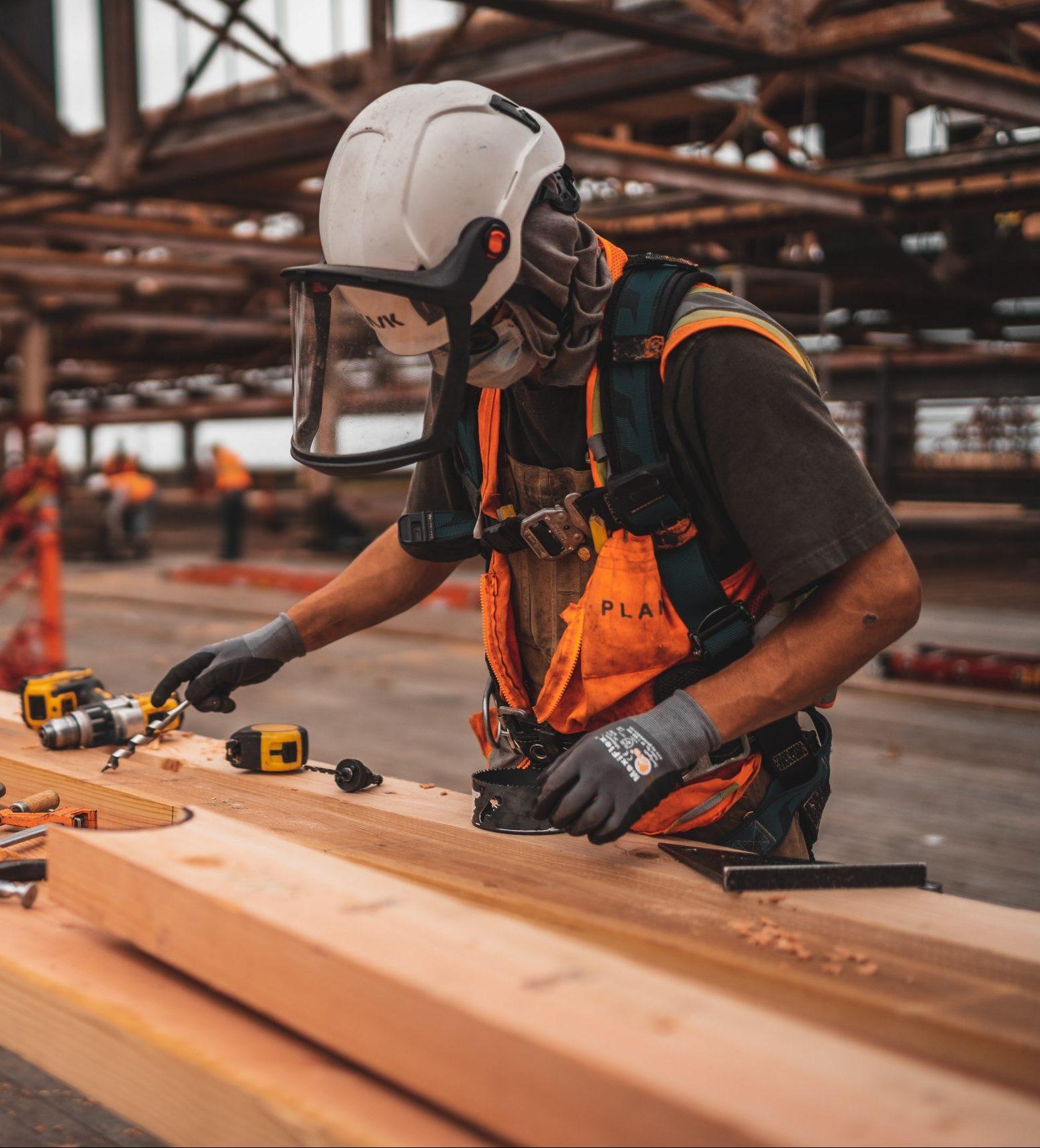 traineeship program in Building & Construction